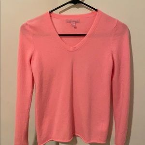 Lilly Pulitzer XS cashmere sweater